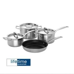 Le Creuset Pan Set £189.00 @ Ecookshop