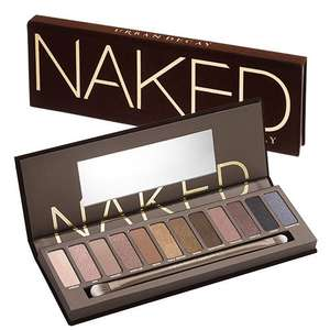 Urban Decay Naked palettes £30 @ House of Fraser