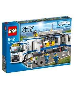 Lego City mobile police unit 60044  £15 @ tesco in store
