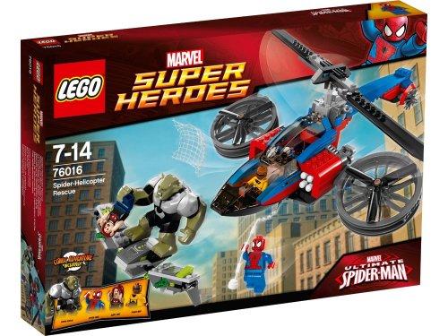 Lego 76016 Spider Helicopter Rescue £22.50 @ Tesco Coatbridge