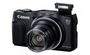 Refurbished Canon Powershot SX700 £149.00 @ cameraworld