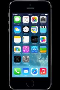 iPhone 5s 32GB £34PM x 24 Upfront Cost £59.99 Phones.Co.UK
