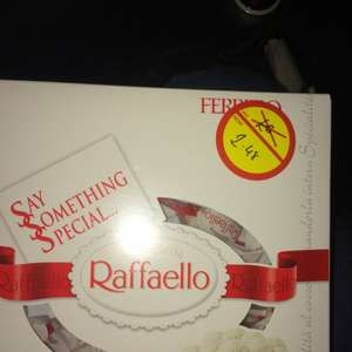 Ferrero Rocher Raffaello 240g £2.48 @ Morrisons