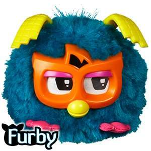 Furby Party Rockers - Blue or Emerald £8.99 @ Home Bargains