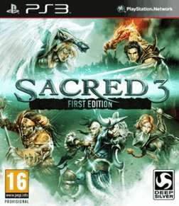 Sacred 3 - First Edition for PS3 £6 @ Game online