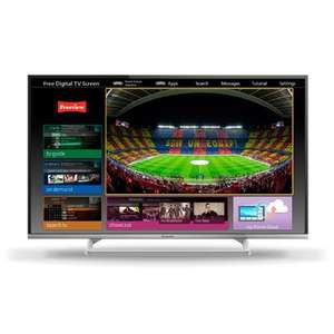 Panasonic TX-50AS600 50 -inch LCD 1080 pixels 100 Hz, smart , full HD TV £559.99 @ Co-op electrical