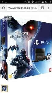 PS4 Kill zone Gamer pack £351.05 (Used - Good) @ Amazon Warehouse