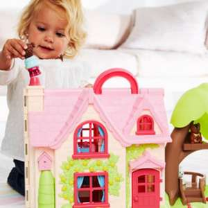 ELC Happyland Cherry Lane Cottage for Toddlers £25.00 @ John Lewis