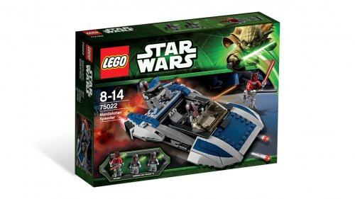 Lego Star Wars 75022 Mandalorian Speeder £7.50 @ Asda  (Instore)