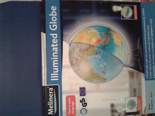 illuminated globe £12.99 lidl