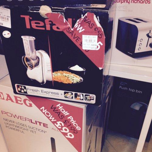 Tefal Fresh Express + £27.50 @ Debenhams (instore)