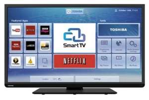 ** Toshiba 40L3451DB 40 Inch Smart TV  - £189 @ TESCO Direct **