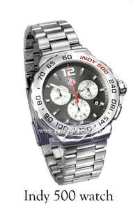 Tag Heuer Indy 500 Gents Watch £1143.75 @ Steffans (jewellers)