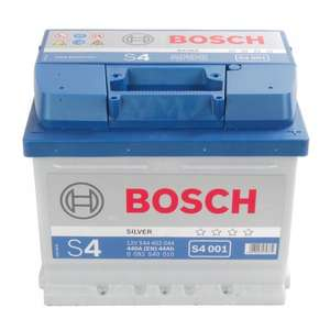 Bosch S4 Battery 063 from carparts4less 36.07 using code @ CarParts4Less
