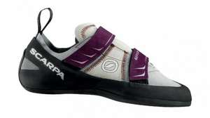 SCARPA Reflex Womens Climbing shoes £30 @ Rock+Run
