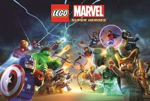 Lego Marvel Superheroes Xbox One (£10.56 on Xbox Live)