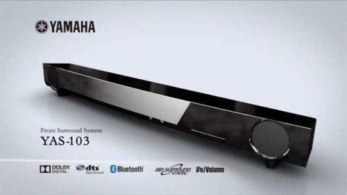 Yamaha YAS 103 SoundBar - £159 @ Exceptional AV