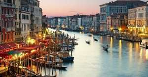 2-3nt Venice, Flights & Breakfast from £69pp for 2nt (2 ppl sharing) @ Wowcher / clearskyholidays