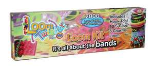 Loom Twister Set 2000 bands £1.27 Amazon add on item