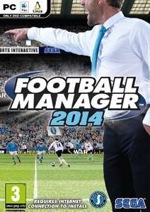 Football Manager 2014 (PC) £4.99 Delivered @ Amazon (£10 Spend/Prime)