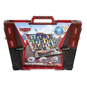 DISNEY CARS 2 FAN STANDS PLAY 'N' DISPLAY CASE £21.99 @ bargainmax