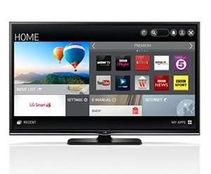 "LG 50PB660V 50"" Full HD 1080p SMART Plasma Freeview HD TV £399 @ powerdirect"