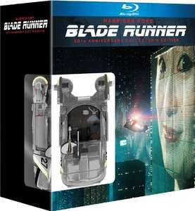 Blade Runner - 30th Anniversary Ultimate Collector's Edition [Blu-ray + UV Copy] [1982] [Region Free] £19.99 @ Amazon