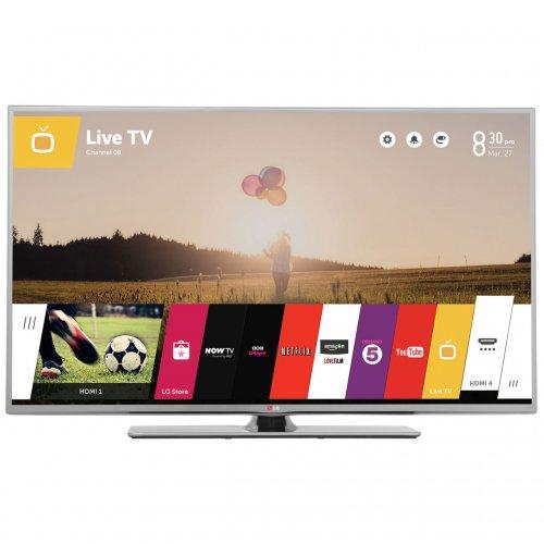 "LG 55LB650V 55"" Smart Full HD LED 3D Freeview HD TV - Light Silver £679.00 @ Ao.com"