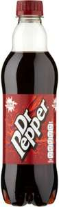 Dr Pepper / Zero (500ml) was £1.35 now 2 for £1.50 @ The Co-op food stores (INSTORE)