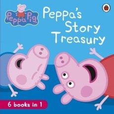 Peppa's Story Treasury 2014 From £9.99 down to £2.99 @ WHSmith
