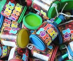 Party Poppers 30 Pack - £1 at poundland