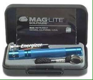 Maglite Blue Solitaire torch AAA £4.99 @ Amazon (free delivery £10 spend/prime)