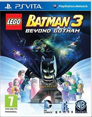 LEGO Batman 3: Beyond Gotham (PS Vita) £17.86 Delivered @ Shopto/Amazon