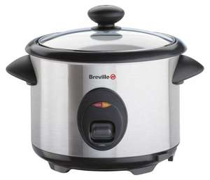 Breville ITP181 1.8L Rice cooker only £19.99 @ Argos_Ebay outlet
