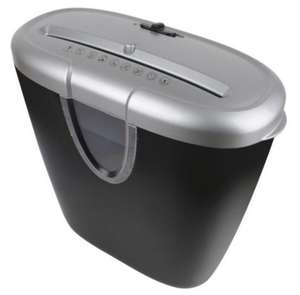 Less than 1/2 Price - Tesco CCS-211P Cross Cut Shredder with 12 Litre Bin £14.00 @ tesco Direct