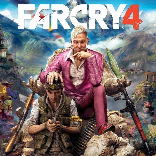 Far Cry 4 PC [download] £23.99 @ Amazon