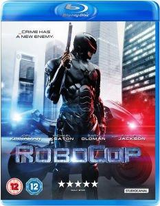 Blu-Ray - Robocop (2014) - Zavvi £6.99
