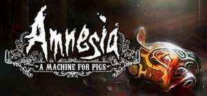 Amnesia: A Machine For Pigs £2.51 @ Steam (Dark Descent also £2.51)