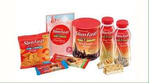1/3 off all Slim Fast at Superdrug.  £3.96 for the Slim Fast Rich Chocolate Powder 450g was £5.95 now £3.96