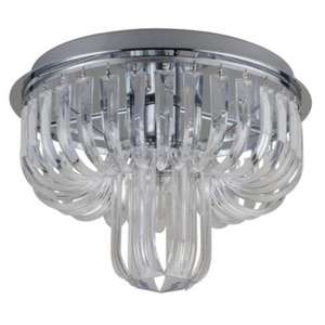 Tesco Direct ritz ceiling light was £25 now £6.25