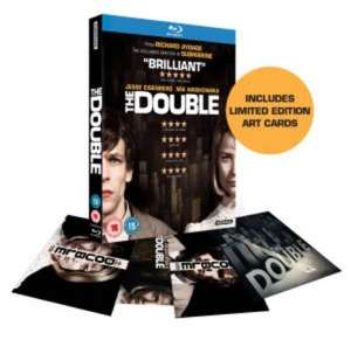 The Double Blu-ray £5.99 @ Zavvi