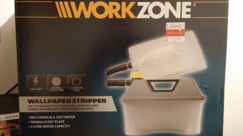 wallpaper stripper £7.49 @ Aldi