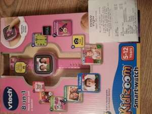 VTech Kidizoom Smart Watch Pink £22.50 @ Tesco Cardiff