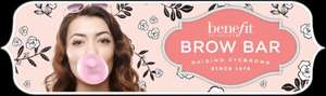Free Benefit brow wax worth £11.50 on your Birthday! @ Debenhams