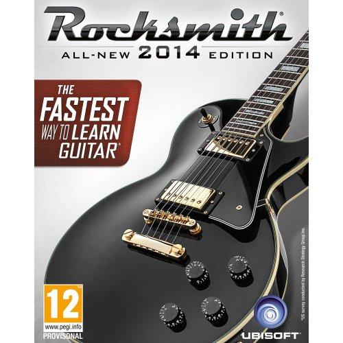 Rocksmith 2014 Code (Steam) - £11.99 @ Amazon.co.uk