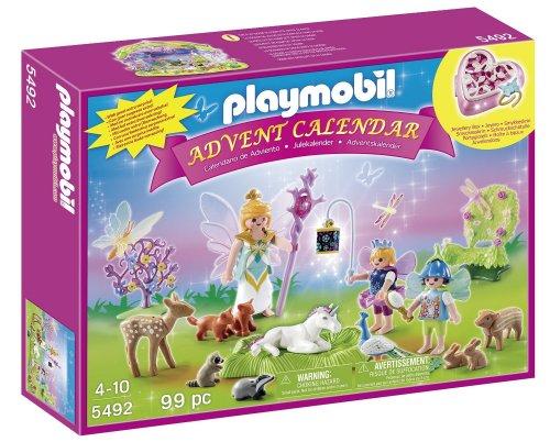 Playmobil 5492 Advent Calendar Unicorn Fairyland £11.76 @ Amazon
