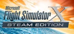 Microsoft Flight Simulator X (steam edition) - £3.99