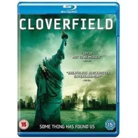 Cloverfield (Blu-ray) £3.99 delivered @ 365games