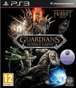 Lord Of The Rings Guardians of Middle Earth PS3 £3.00 @ GAME