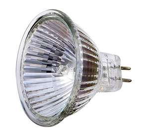 Pack of 10 MR16 50W Halogen Bulbs - £1 Click & Collect at Screwfix